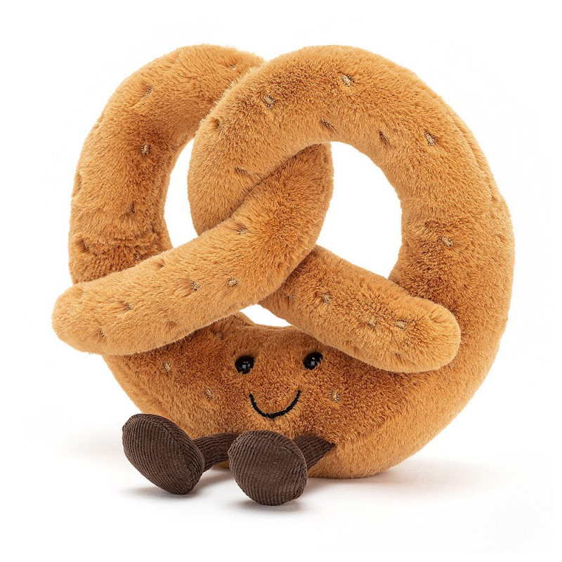 Amuseable pretzel, Jellycat