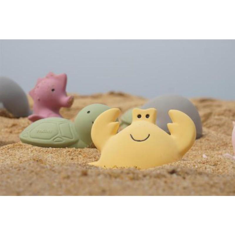 Bijt- en badspeeltje krab, Tikiri