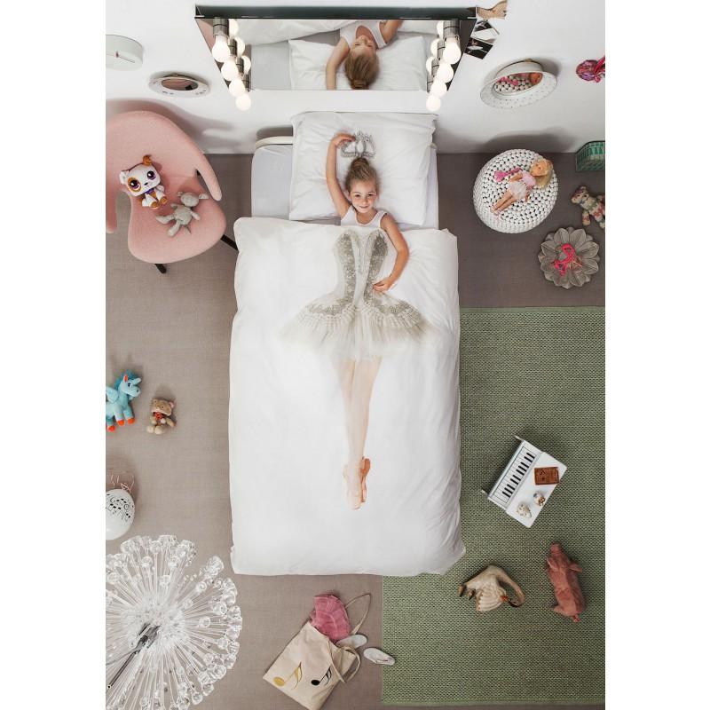 Dekbedovertrek Ballerina, Snurk