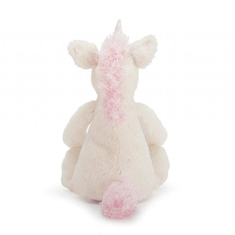 Eenhoorn knuffel, Jellycat Bashful M