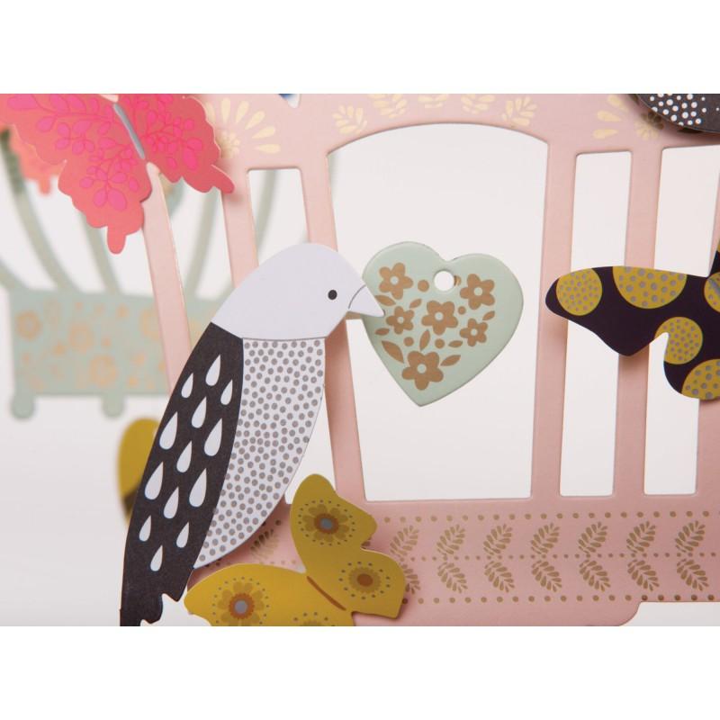 Bird House, Mon Petit Art