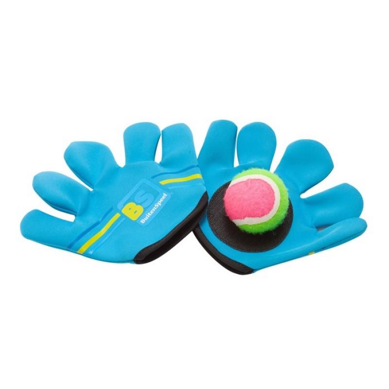 Handschoenen en bal, BuitenSpeel