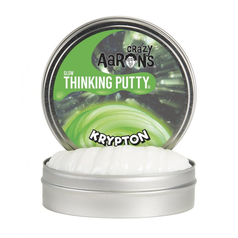 Krypton, Crazy Aarons thinking Putty