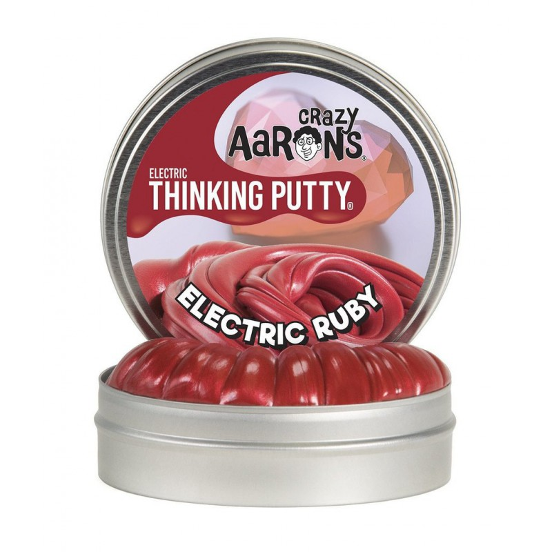 Electric Ruby, Crazy Aarons thinking Putty
