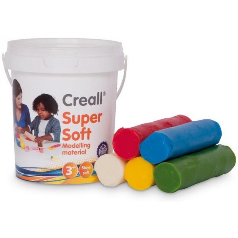 Super Soft klei 450 gram, Creall