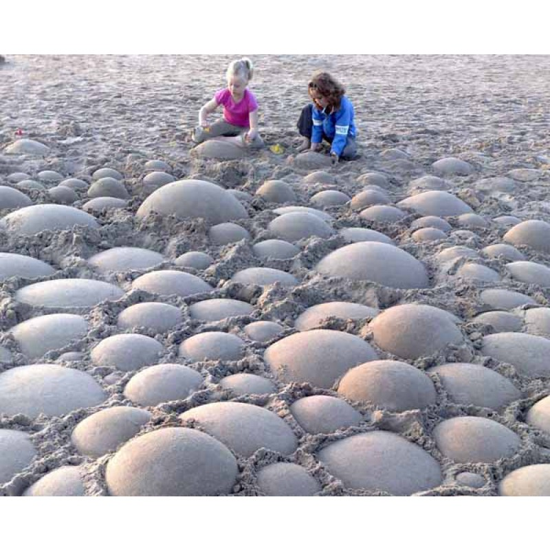 Sand Shapers, WillySpheres