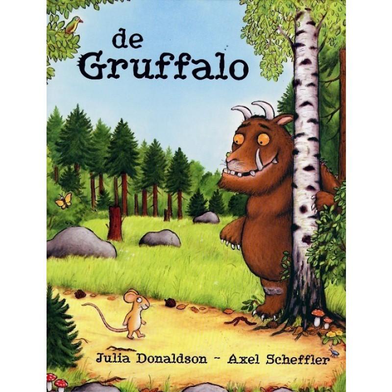 De Gruffalo, Julia Donaldson & Axel Scheffler