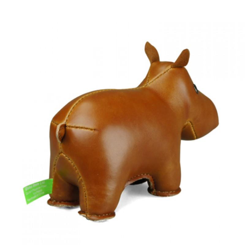 Deco presse-papier Nijlpaard, Zuny