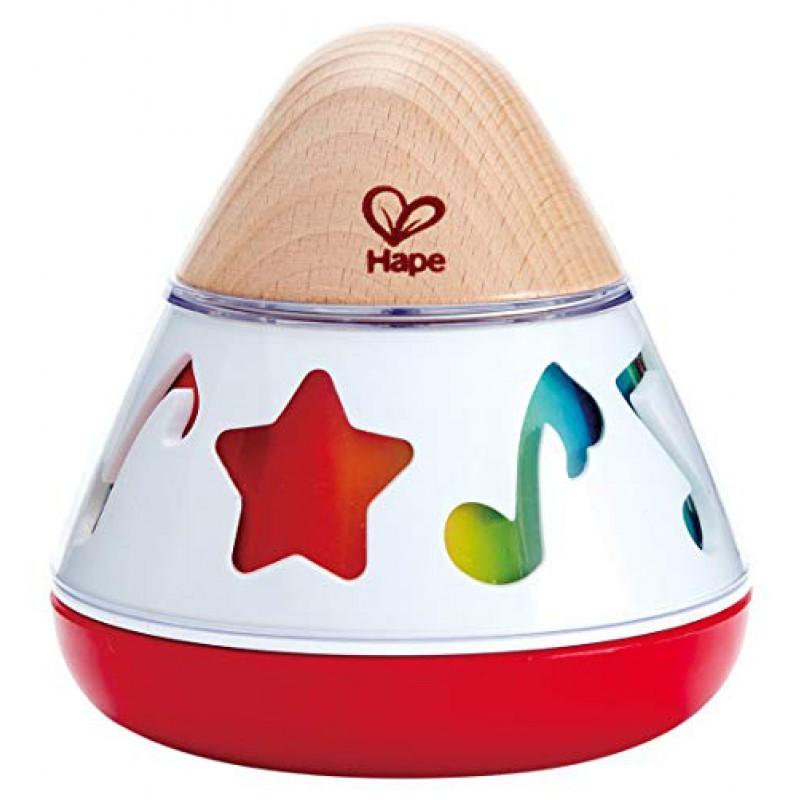 Draaiende muziekdoos, Hape