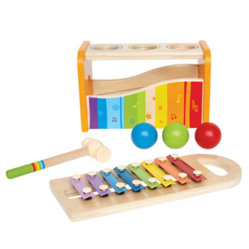 Xylofoon hamerspel, Hape