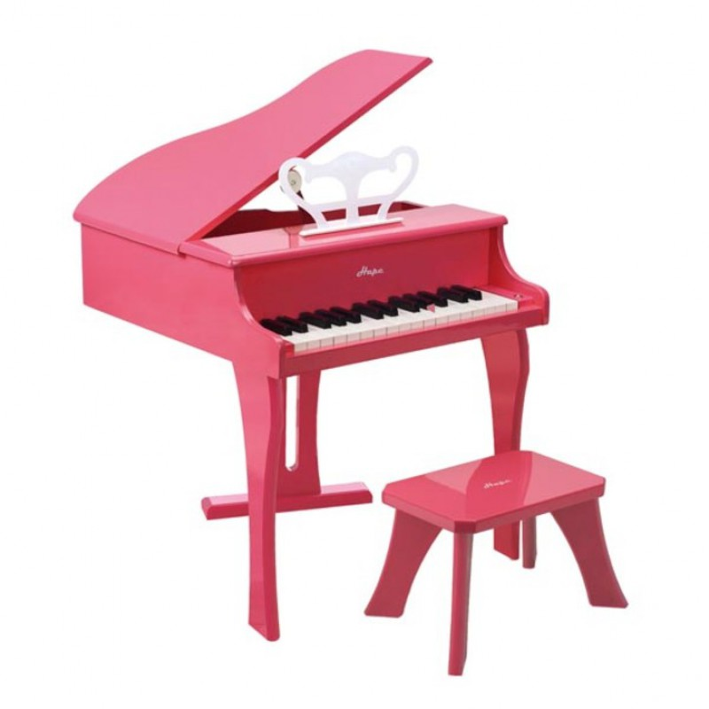 Happy Grand Piano roze, Hape