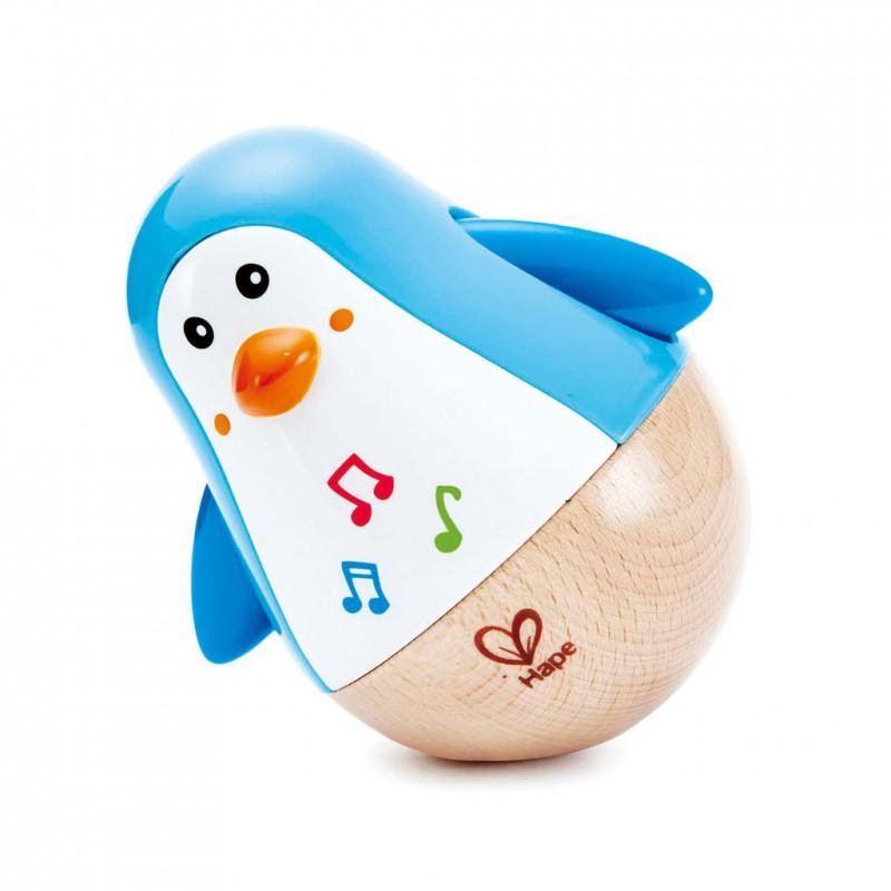 Muzikale tuimelaar pinguin, Hape