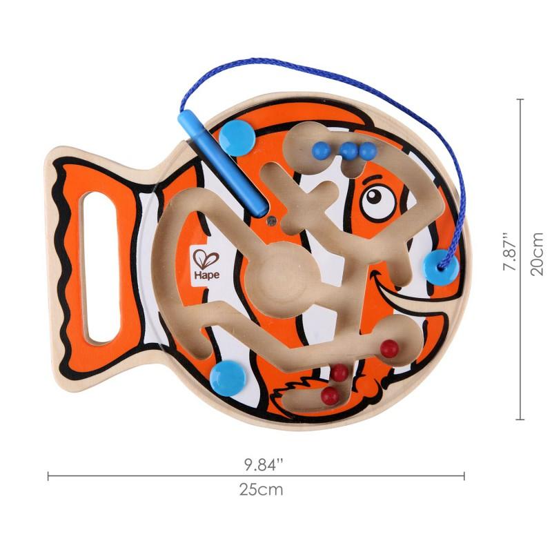Go-Fish-Go magneetspel, Hape
