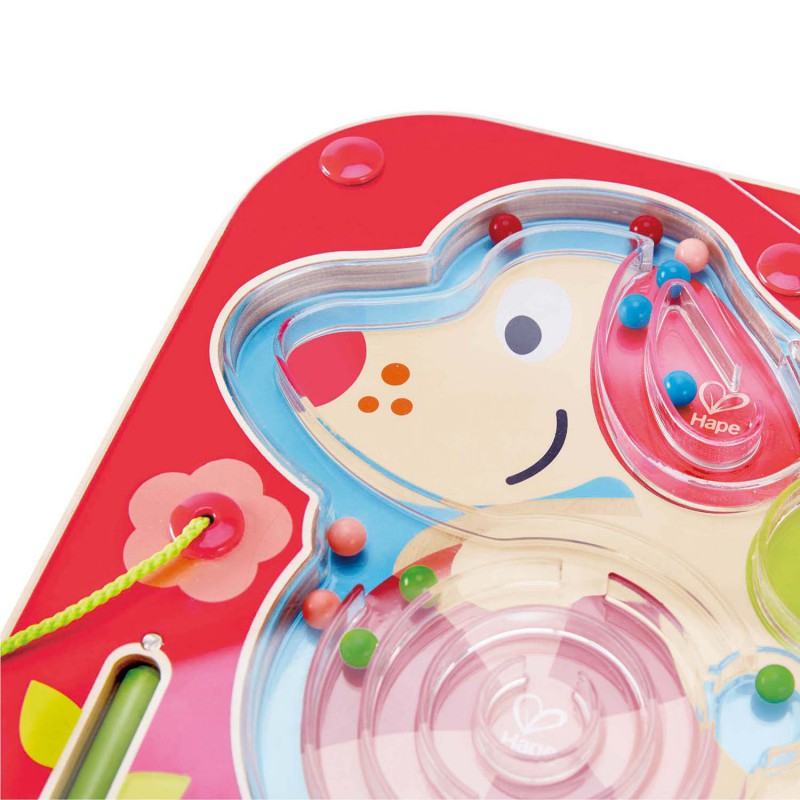 A-mazing Pepe labyrinth, Hape