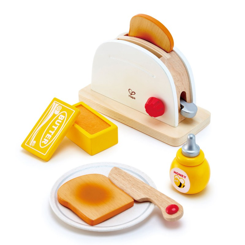 Pop-up broodrooster, Hape