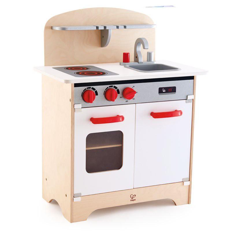 Gourmet houten keuken, Hape