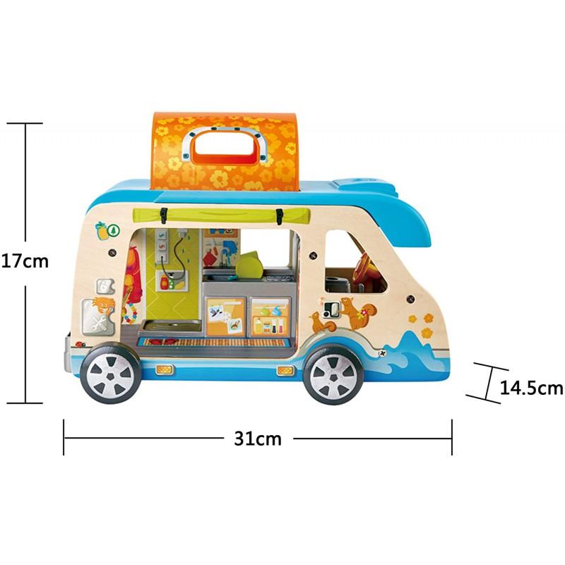 Adventure Van, Hape