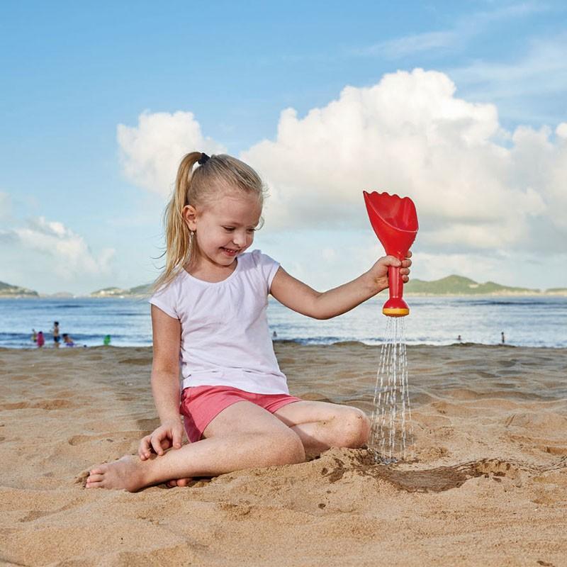 Zand- en waterschep rood, Hape