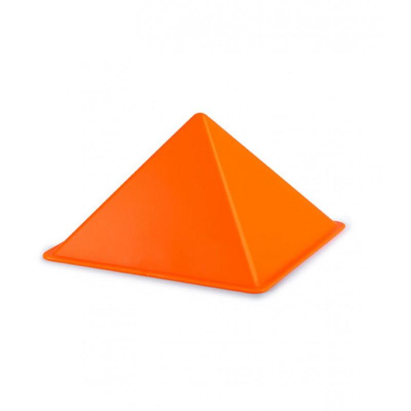 Zandvorm piramide, Hape