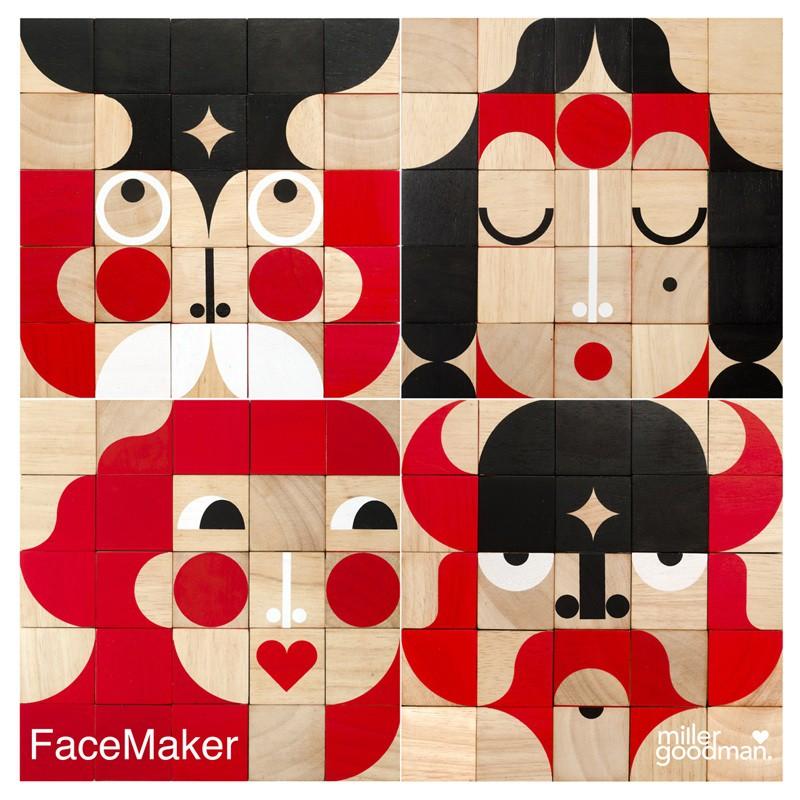 FaceMaker, Miller Goodman