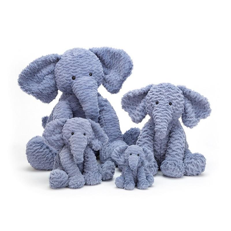 Fuddlewuddle olifant XS, Jellycat