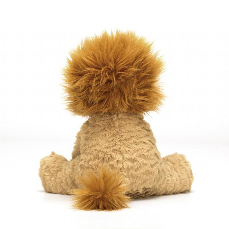 Fuddlewuddle leeuw XS, Jellycat
