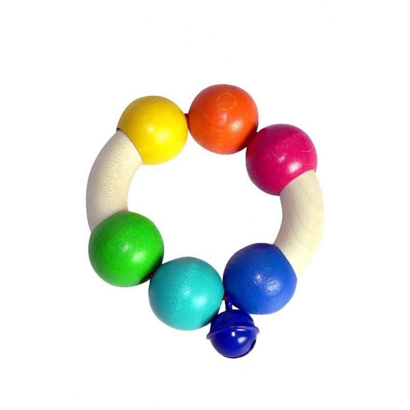 Flexibele rammelaar regenboog, Hess