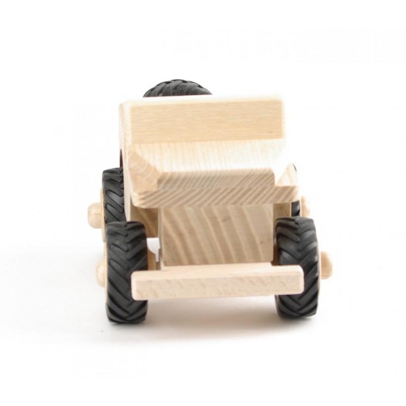 Houten Jeep, Goochem