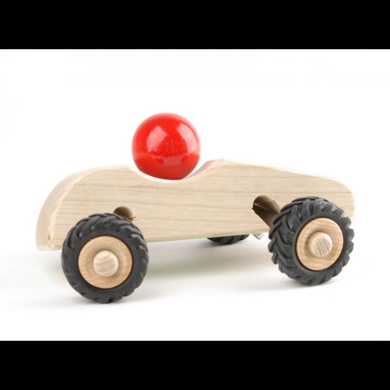 Houten kantelauto Single Driver, Goochem