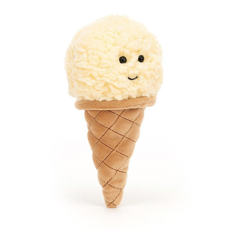 Irresistible Ice Cream Vanille, Jellycat