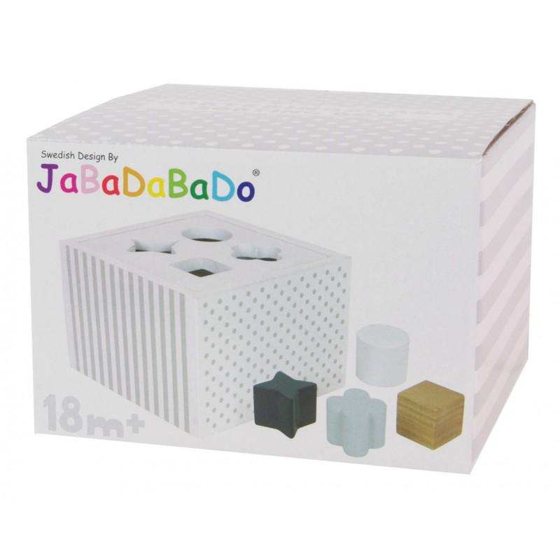 Houten vormenstoof, JaBaDaBaDo