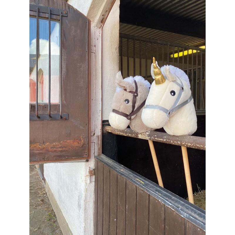 Stokpaard eenhoorn, JaBaDaBaDo