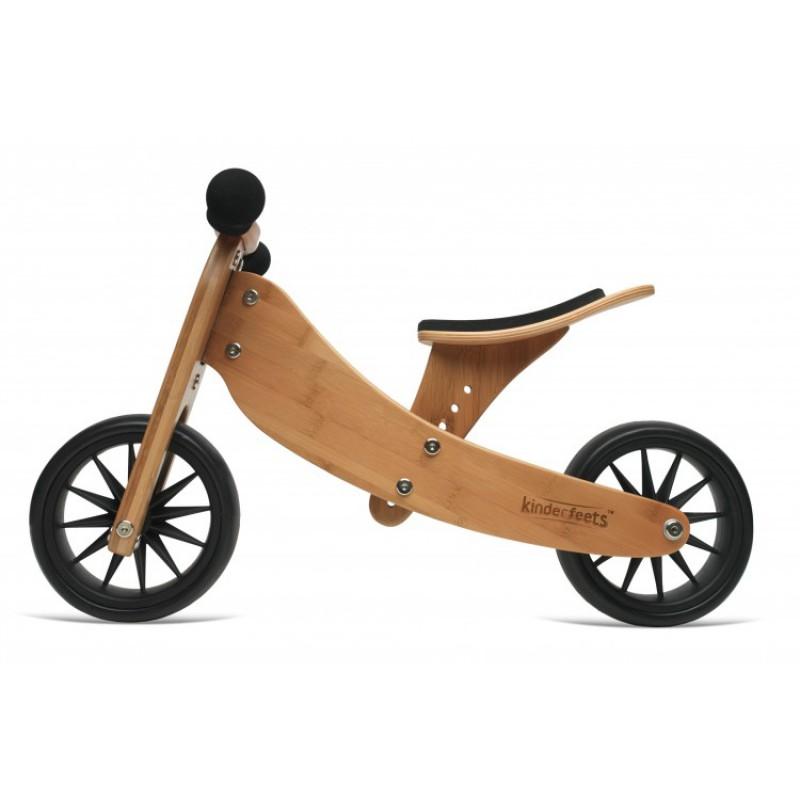 Tiny Tot 2-in-1 loopfiets Bamboo, Kinderfeets