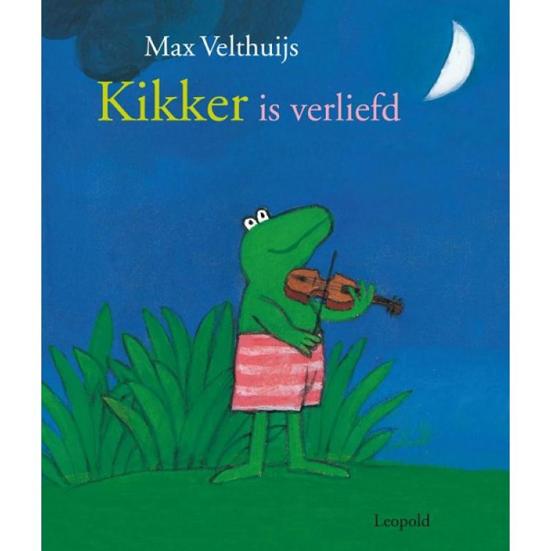 Kikker is verliefd, Max Velthuijs