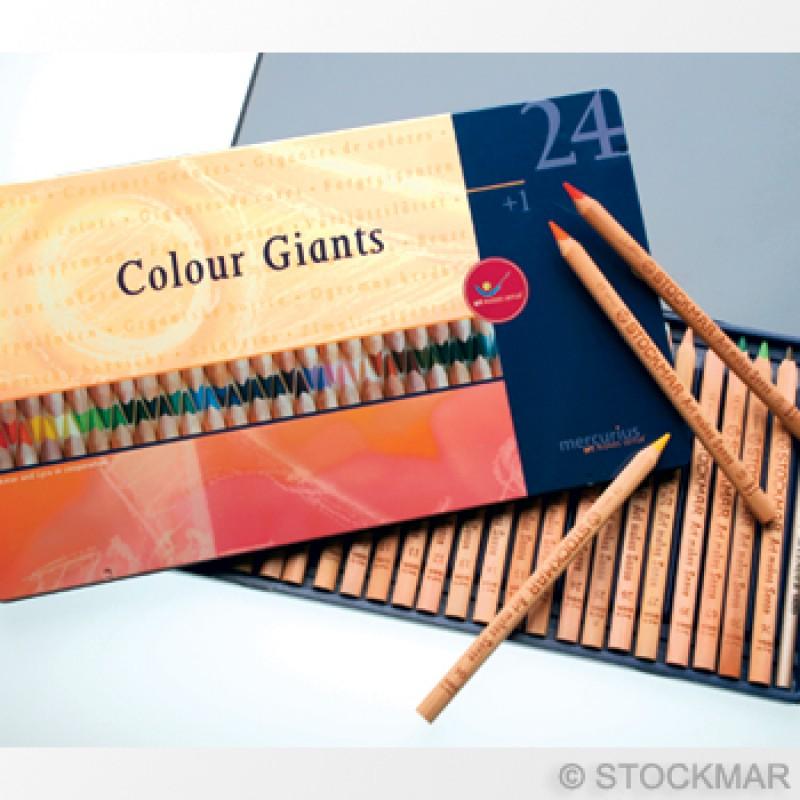 Kleurreuzen 24 kleuren, Mercurius