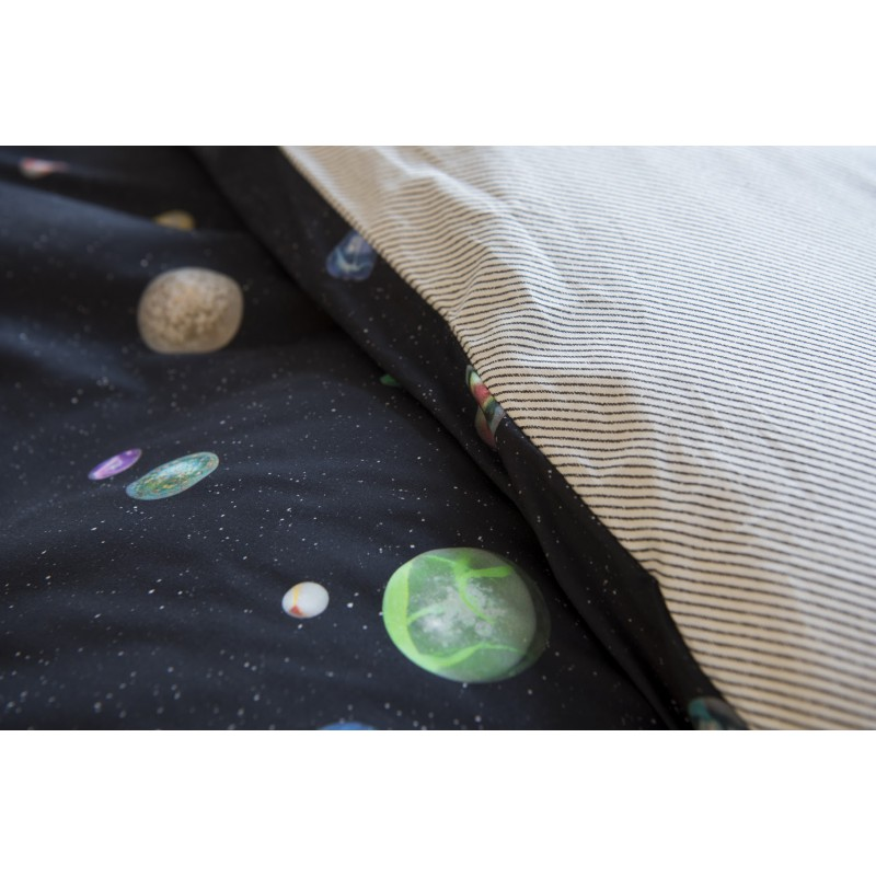 Dekbedovertrek Marble Universe, Snurk