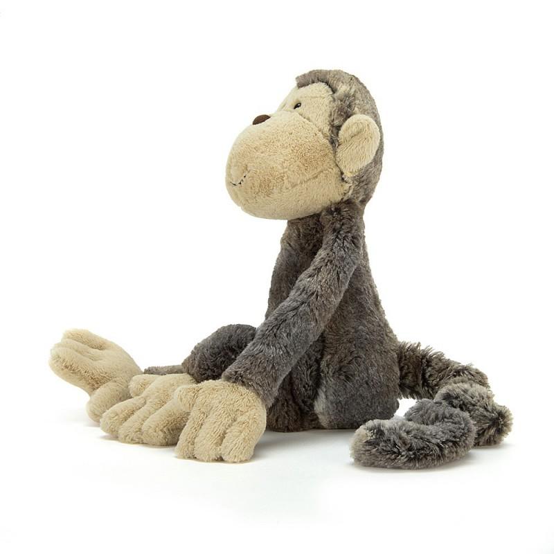 Mattie Monkey M, Jellycat