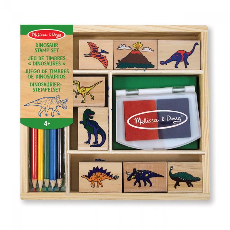 Stempelset Dino's, Melissa & Doug
