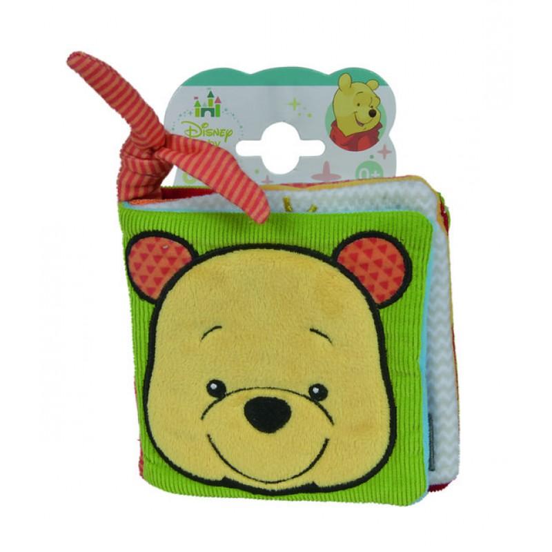 Knisperboekje Winnie the Pooh