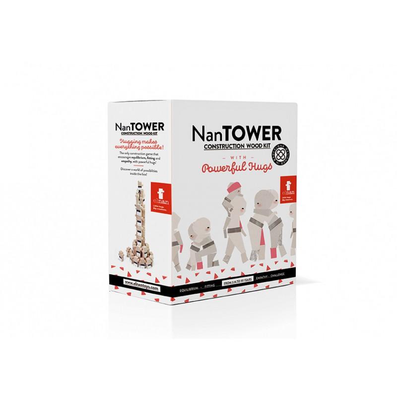 NanTower 34-delige bouwset, El Nan