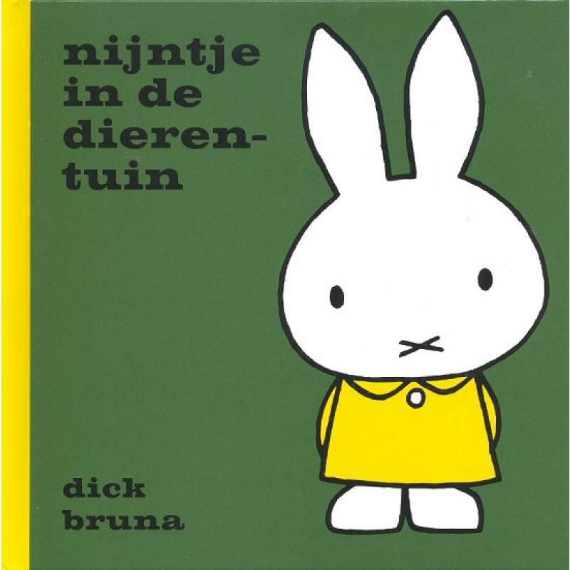Nijntje in de Dierentuin, Dick Bruna