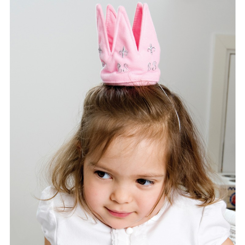 Stoffen prinsessenkroon, Oskar & Ellen