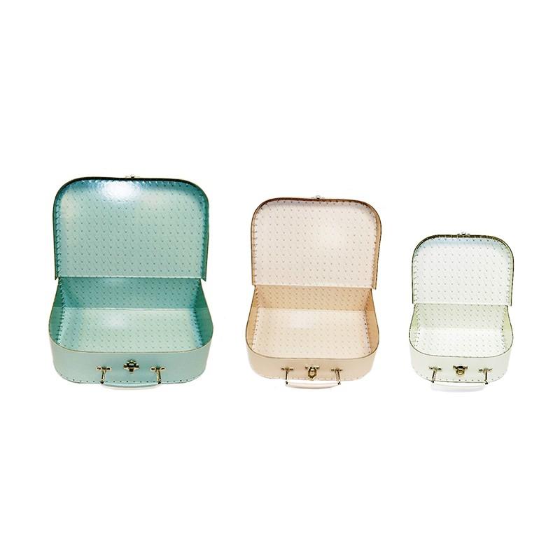 Roze koffertje Space M, Pelli Anni