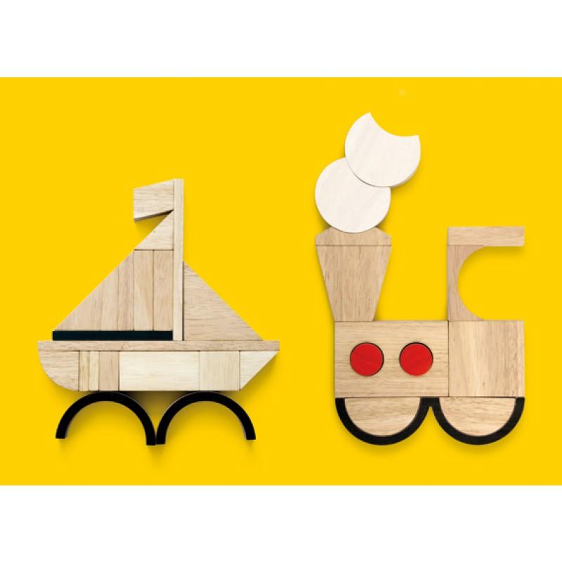PlayShapes, Miller Goodman