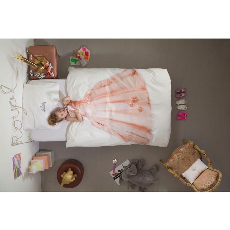 Dekbedovertrek Prinses roze, Snurk