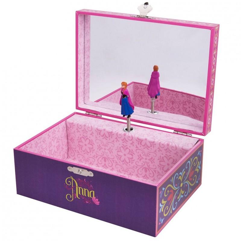 Anna juwelenkistje met muziek, Frozen