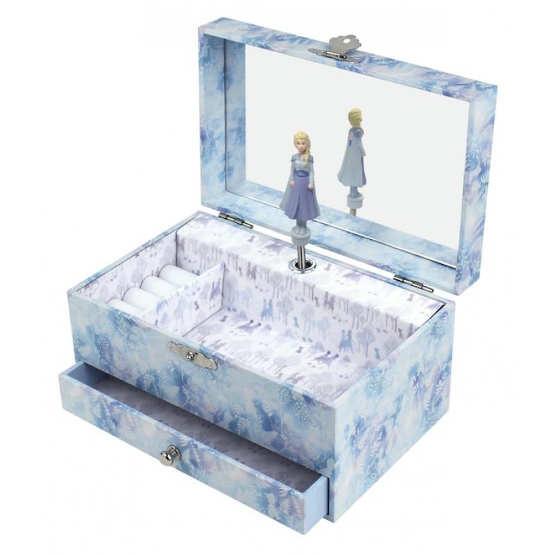 Elsa juwelenkistje met muziek, Frozen