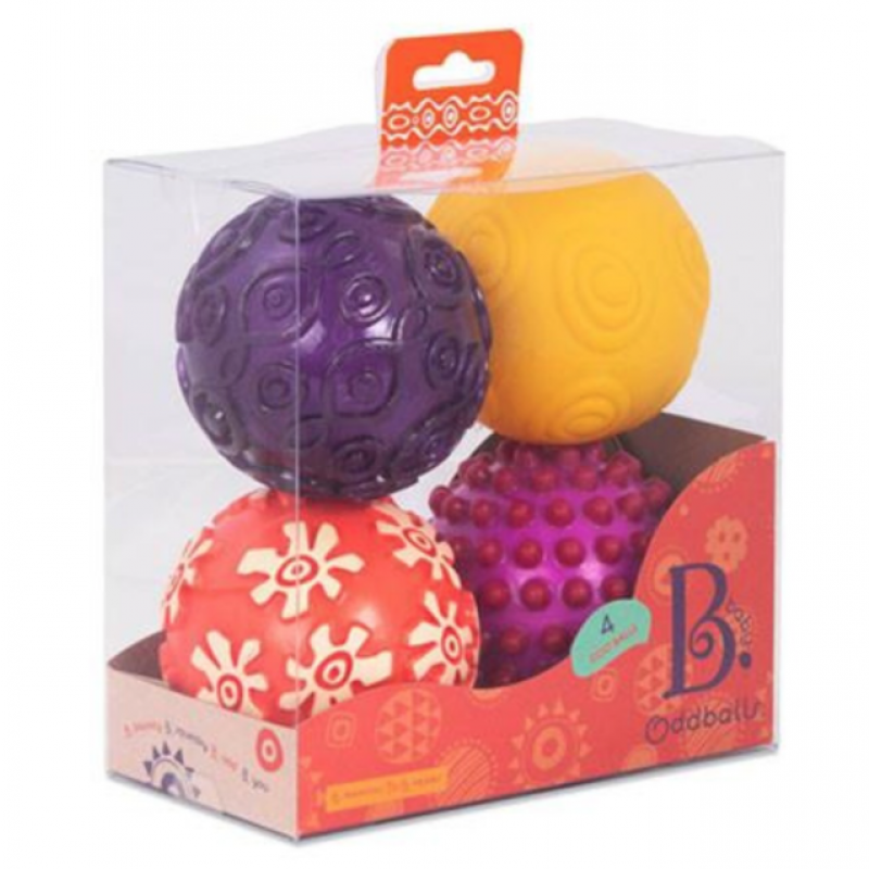Oddballs, B. toys
