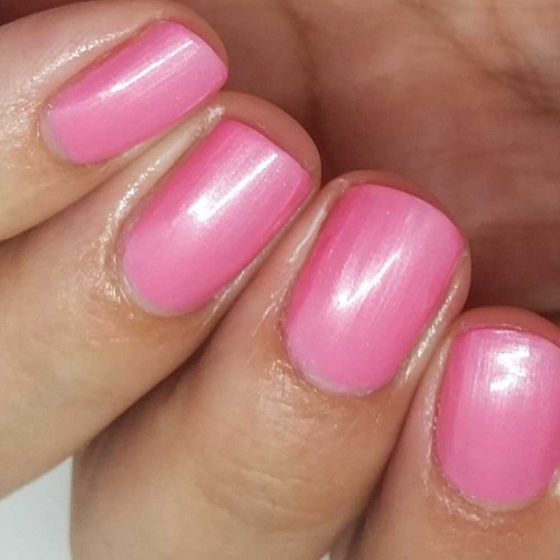 Pink Bang afwasbare kindernagellak, Snails