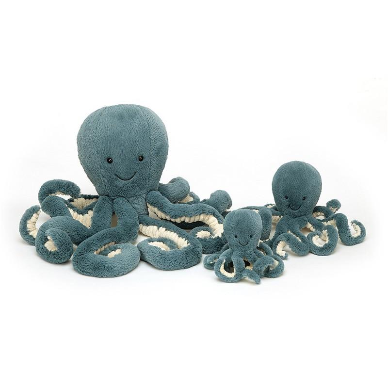 Storm octopus M, Jellycat